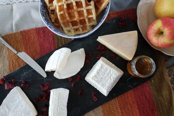 Du fromage en famille