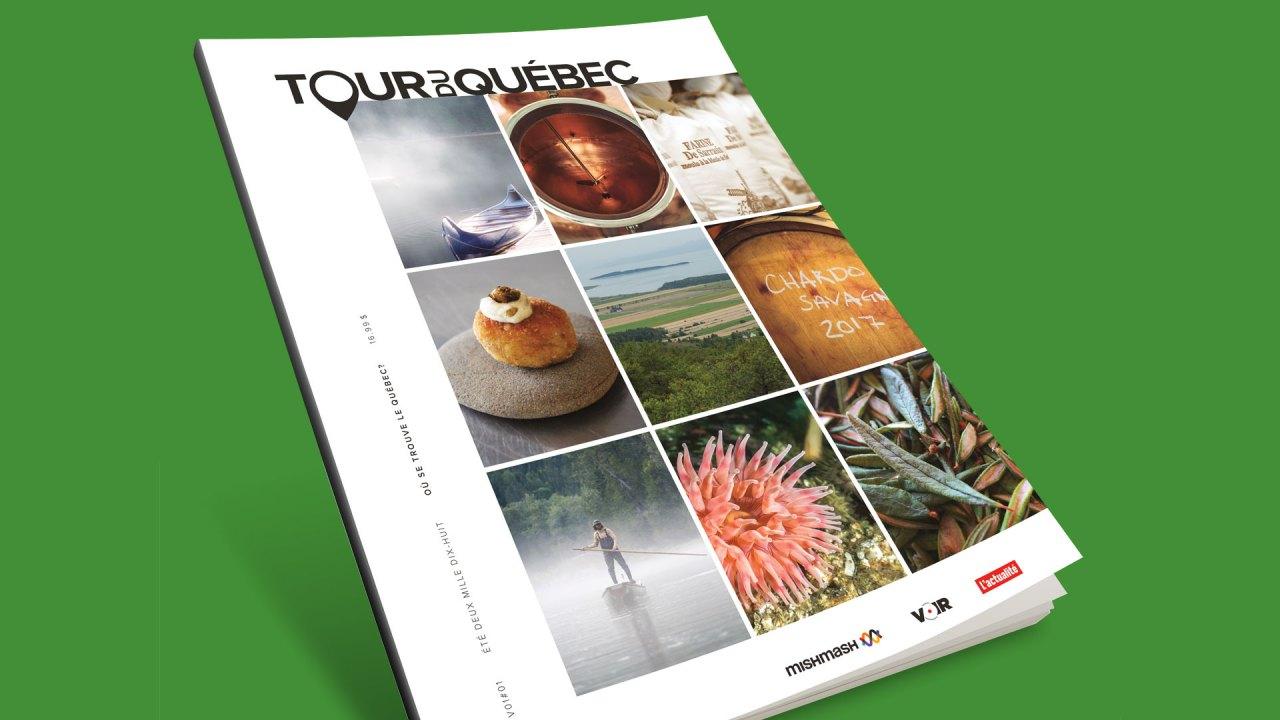 Tour du Québec V01#01
