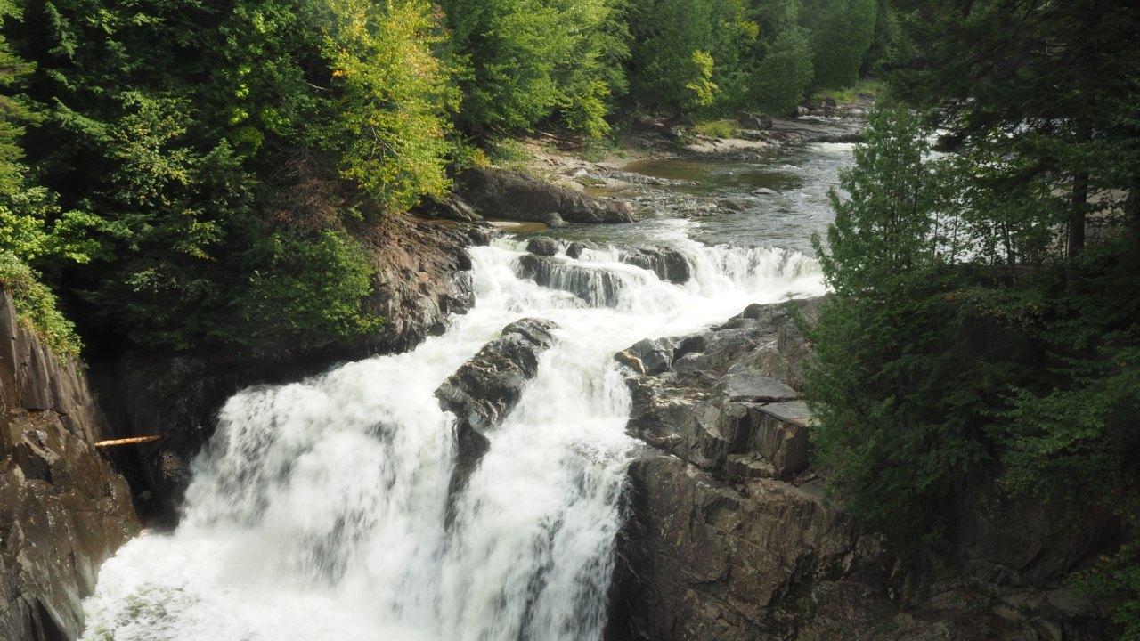 Parc de la chute Sainte-Agathe-de-Lotbinière