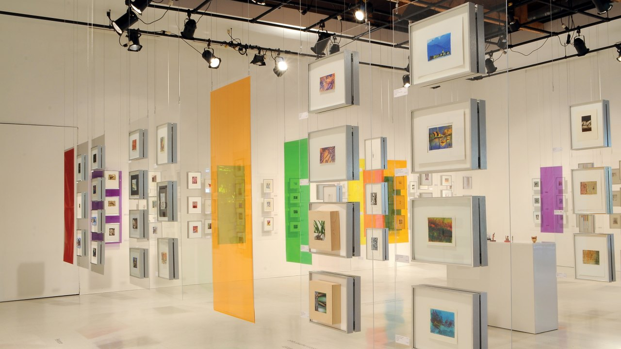 Biennale internationale d'art miniature