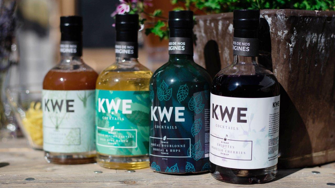 KWE Cocktails
