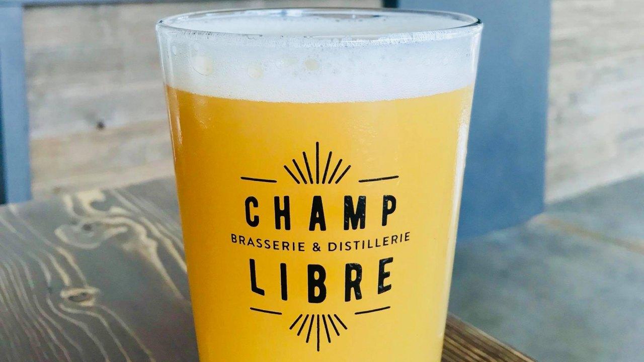 Champ libre – Brasserie et distillerie