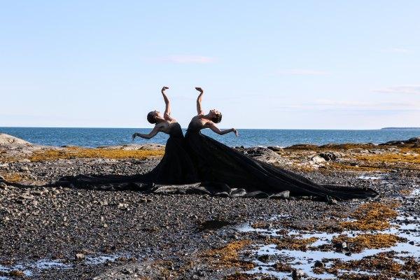 Les corps dansants du Saint-Laurent