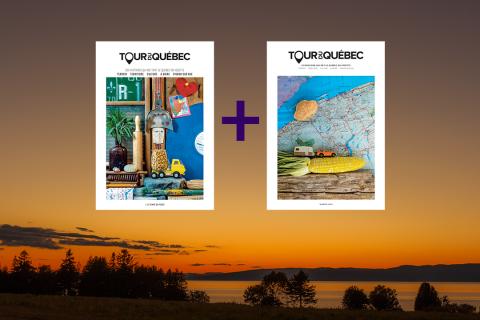 Voyager malgré le confinement : Deux magazines en cadeau