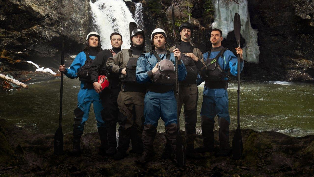 Expédition kayak sur Unis TV