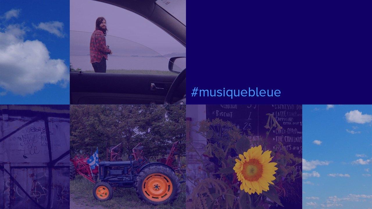 #musiquebleue | solidarité musicale