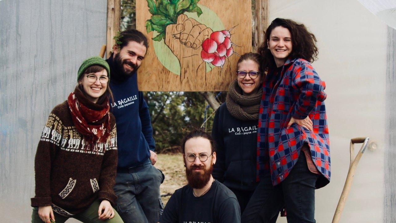 La Pagaille – Coopérative paysanne
