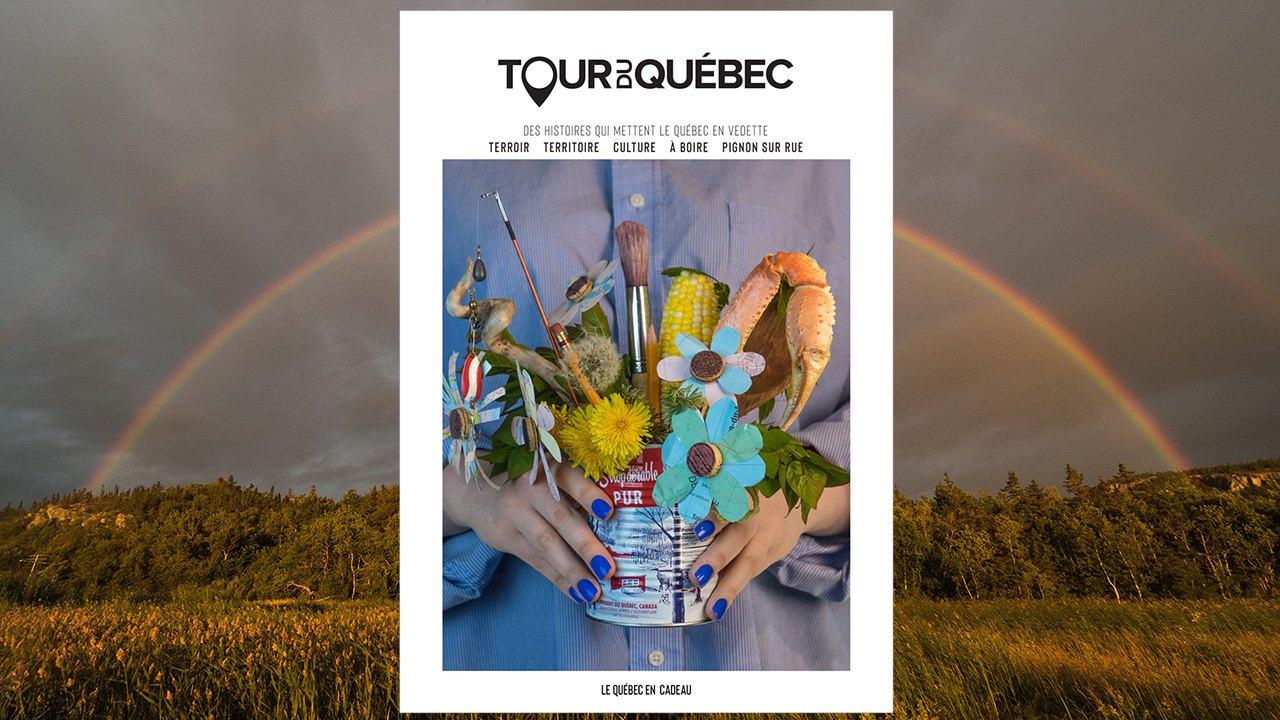 Tour du Québec #5 : Le Québec en cadeau